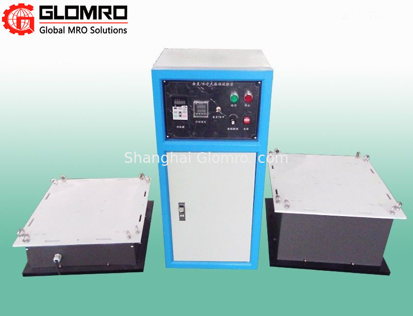 Packaging Transportation Vibration Testing Equipment With 7 Inch Touch Screen